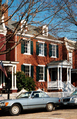 Historic Home Preservation - Richmond Virginia - Commonwealth Painting